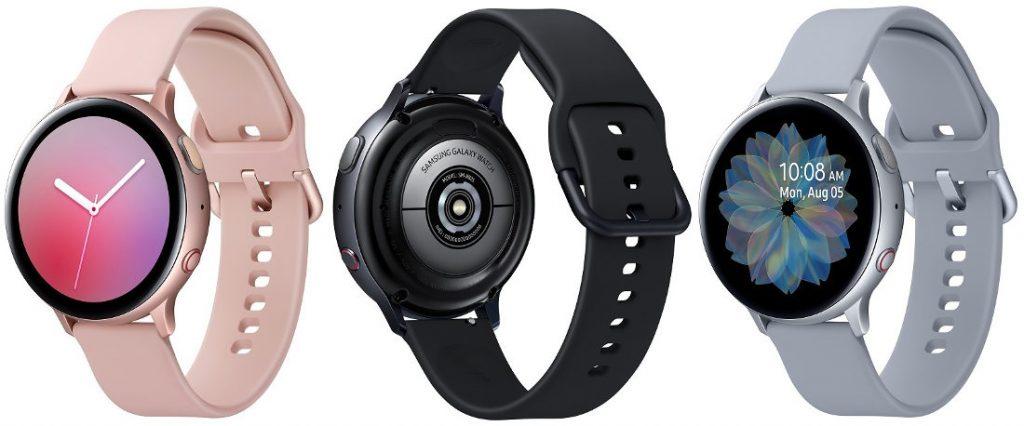 Samsung Galaxy Watch Active 2 4G Aluminum Edition