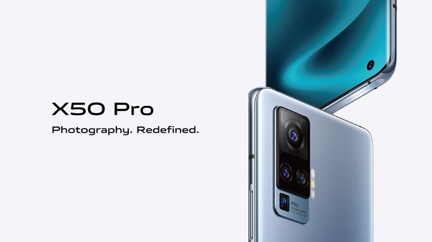 Vivo X50 Pro India