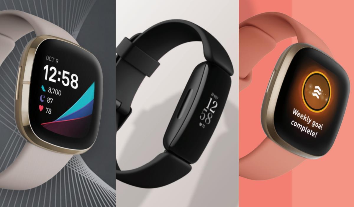 Fitbit Inspire 2, Versa 3 And Sense
