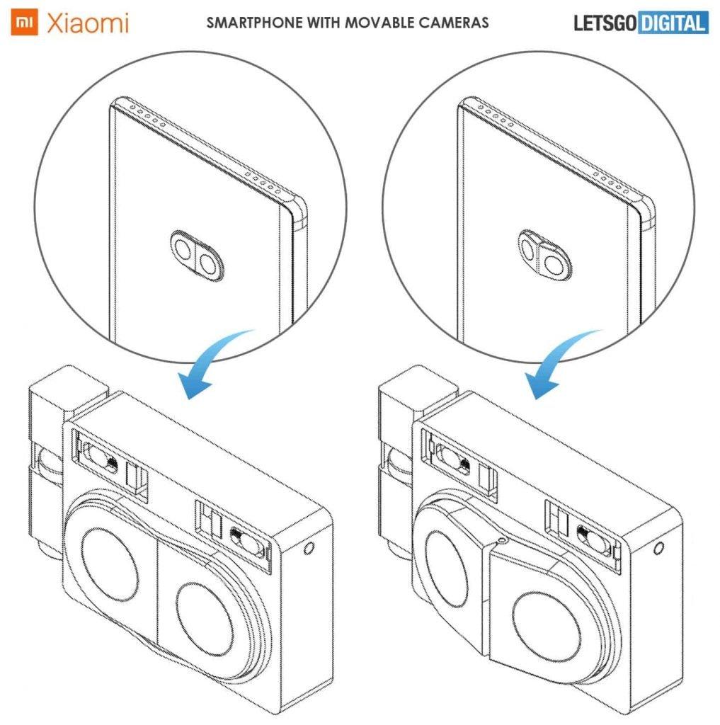 Movable Camera Module Xiaomi