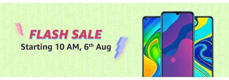 Prime Day Flash Sale