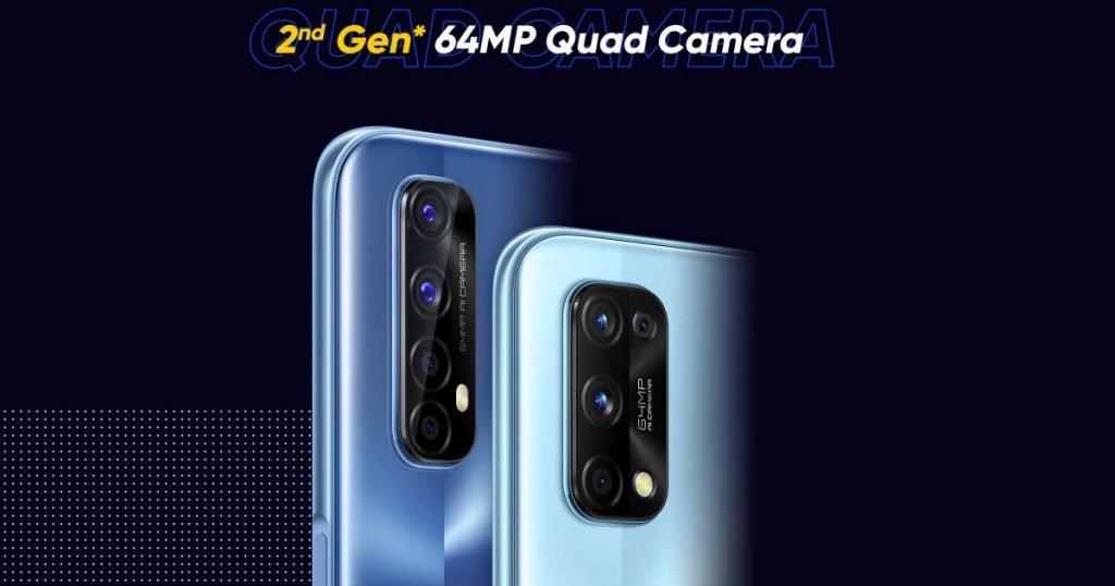 Realme 7 Series Camera
