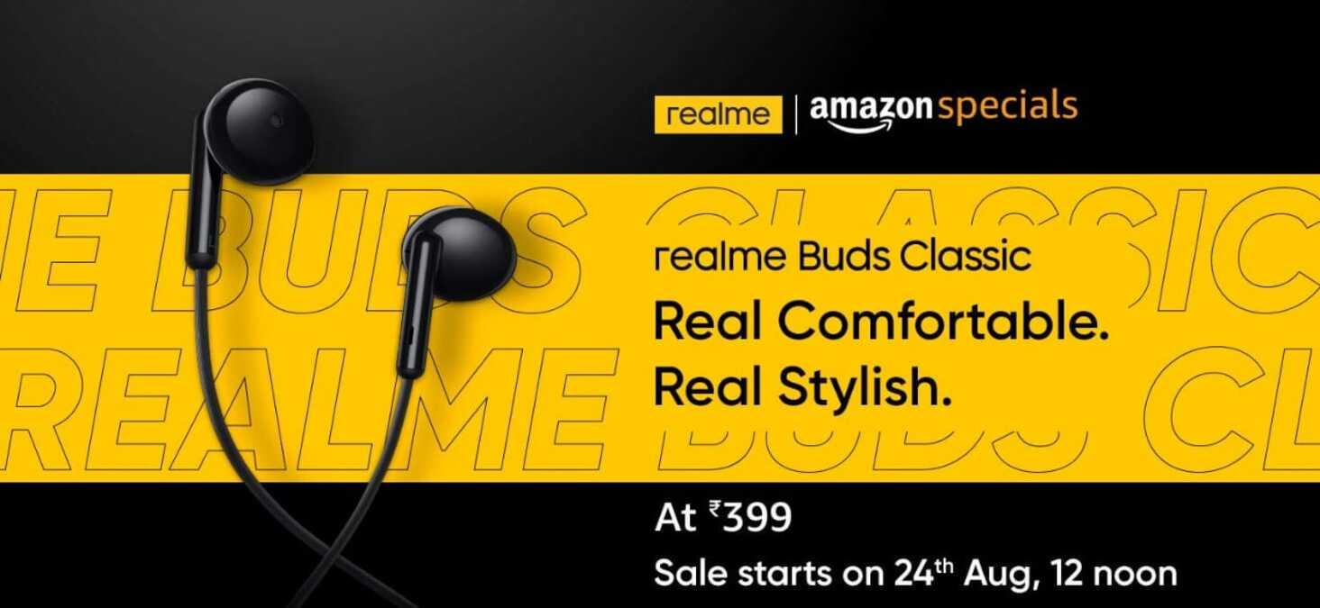Realme Buds Classic