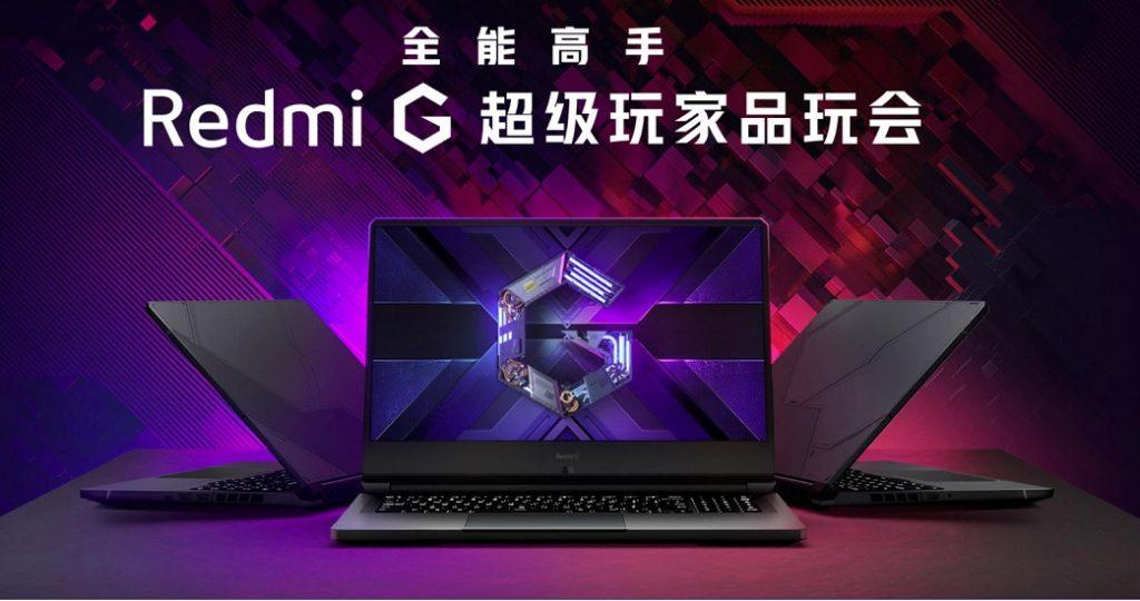 Redmi G Series Gaming Laptop