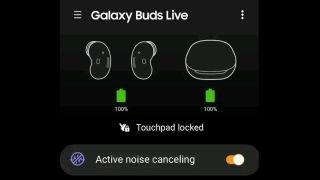 Samsung Galaxy Buds Live App