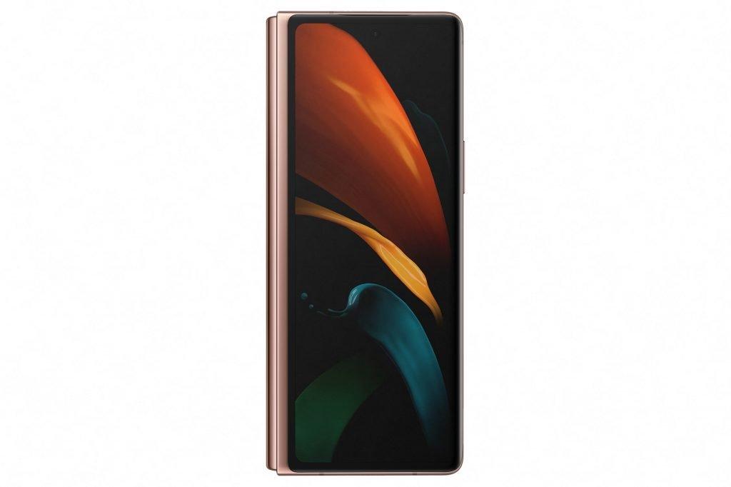Samsung Galaxy Z Fold2 5G Cover Display