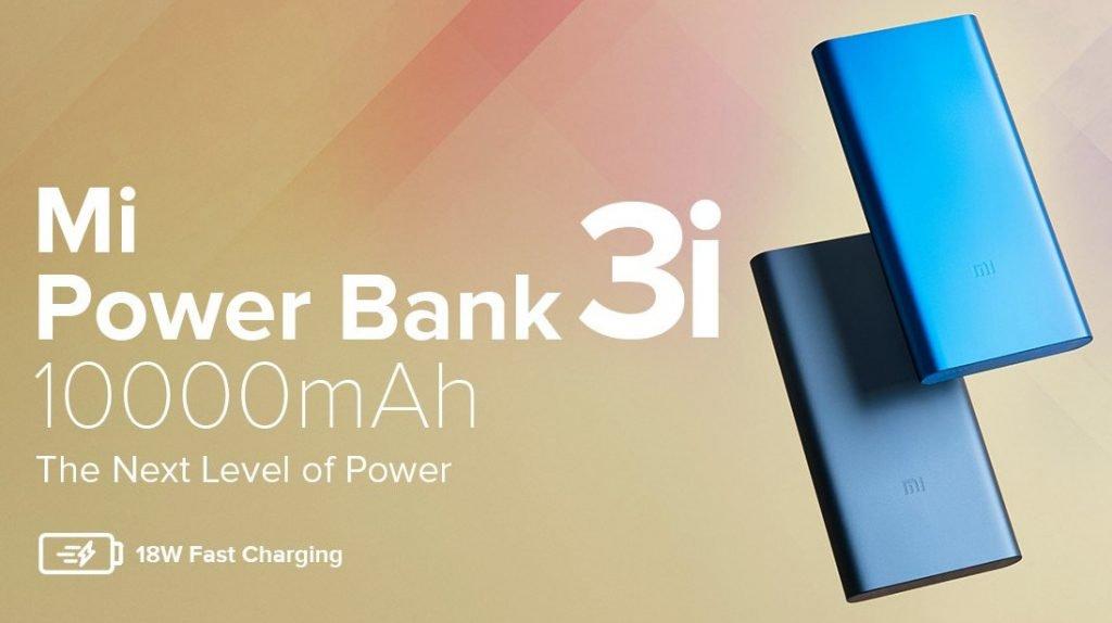 Mi Powerbank 3i