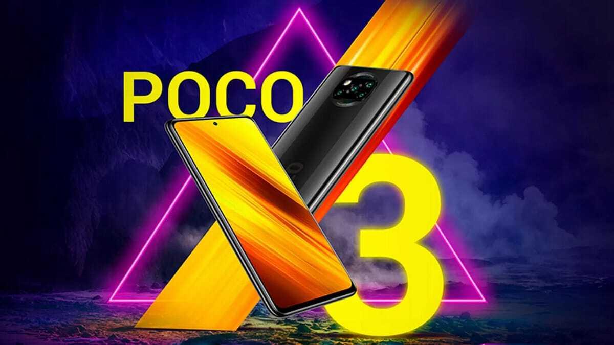Poco X3 India