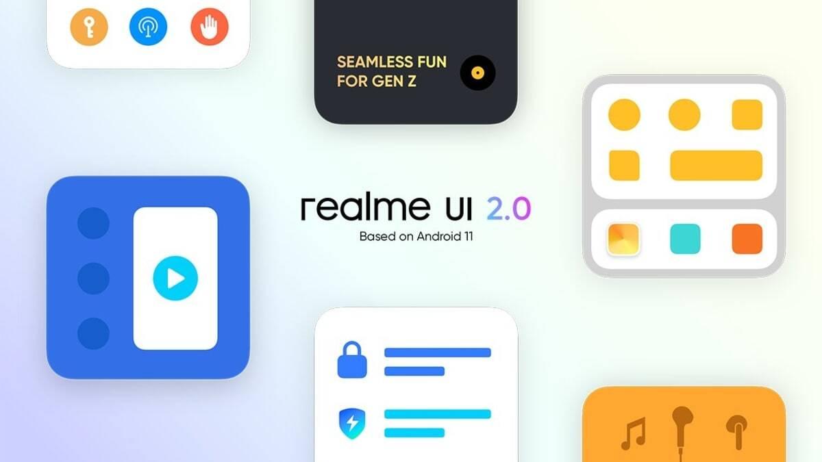 Realme UI 2.0 Update Timeline