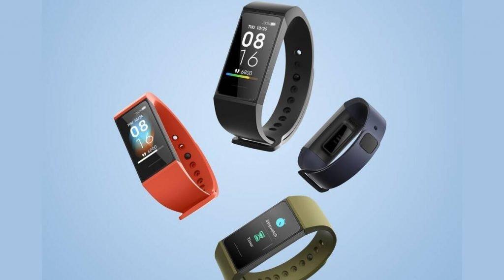 Redmi Smart Band Color Options