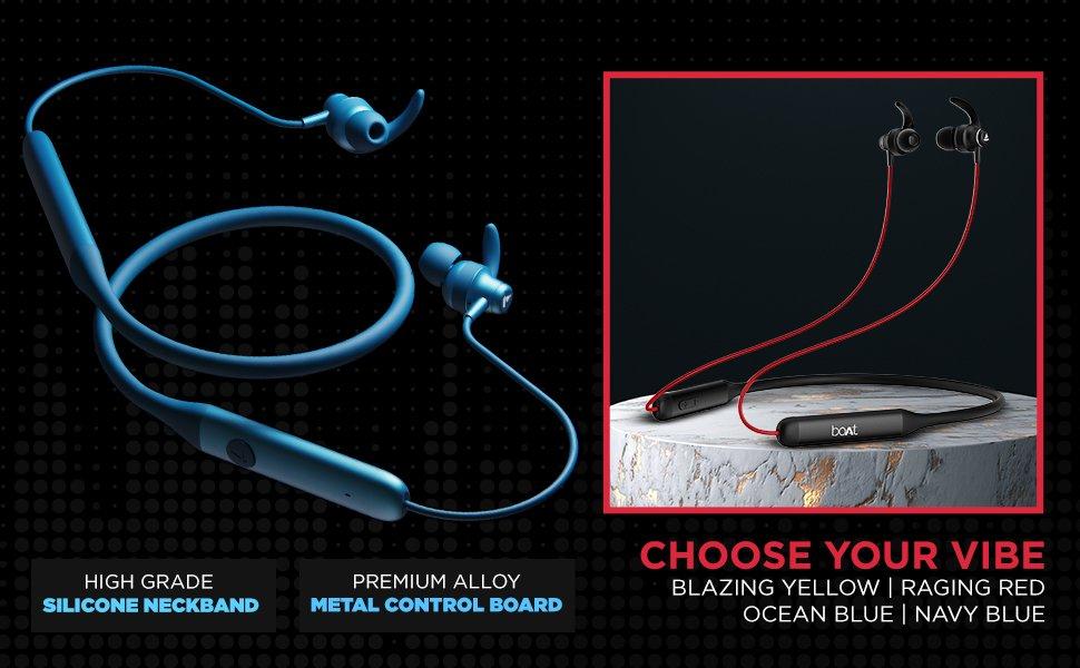 boAt Rockerz 335 design