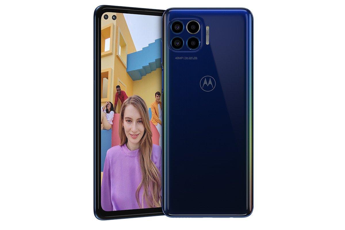 motorola one 5g smartphone