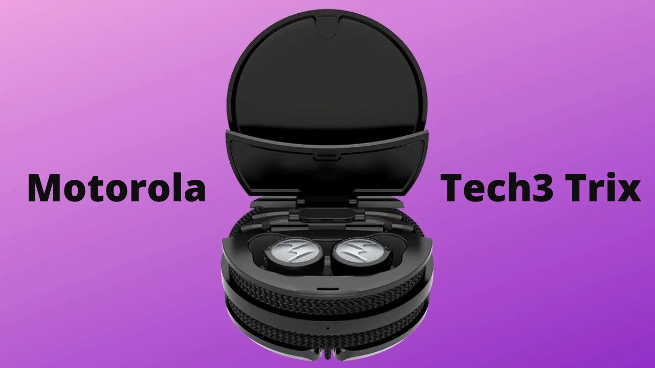 Motorola Tech3 Trix Hybrid Earphones