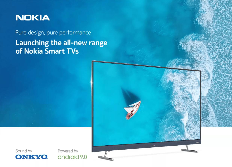Nokia Smart TVs