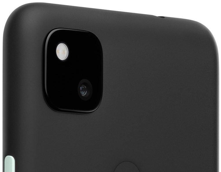 Pixel 4A Camera