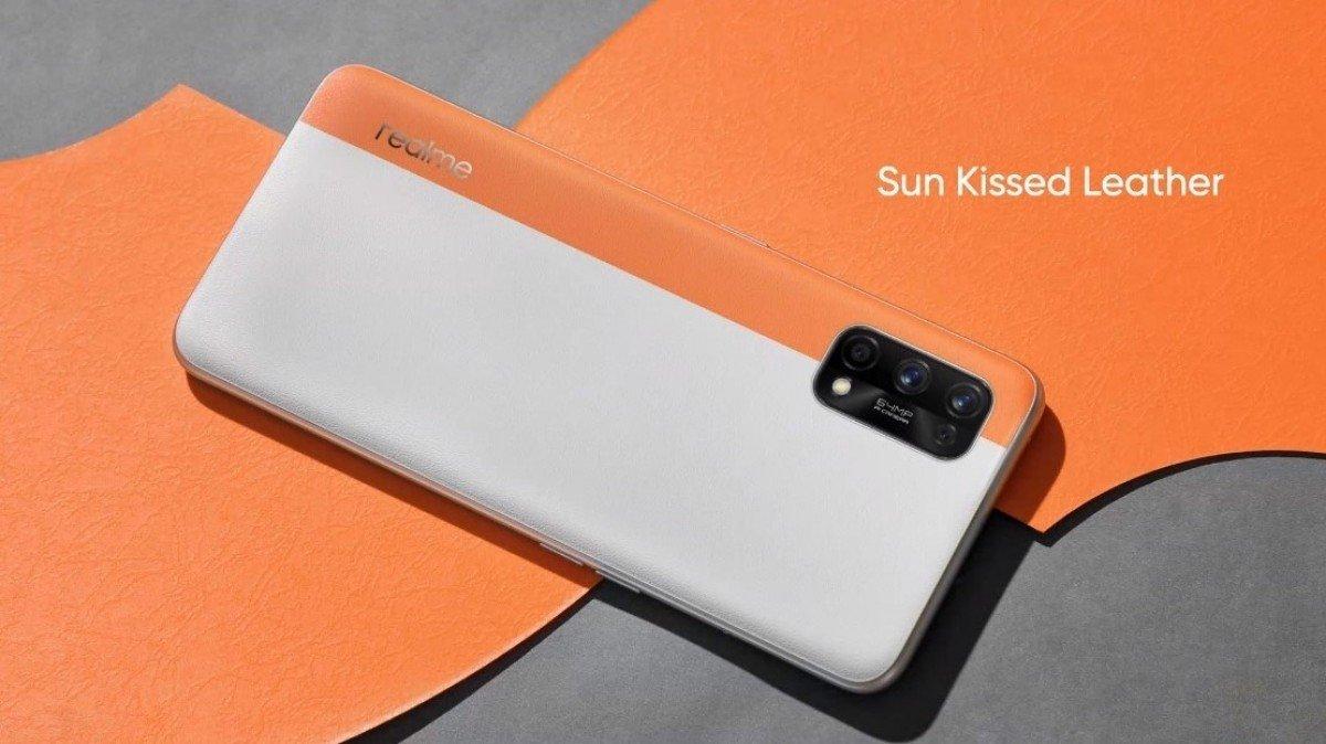 Realme 7 Pro Sun Kissed Special Edition