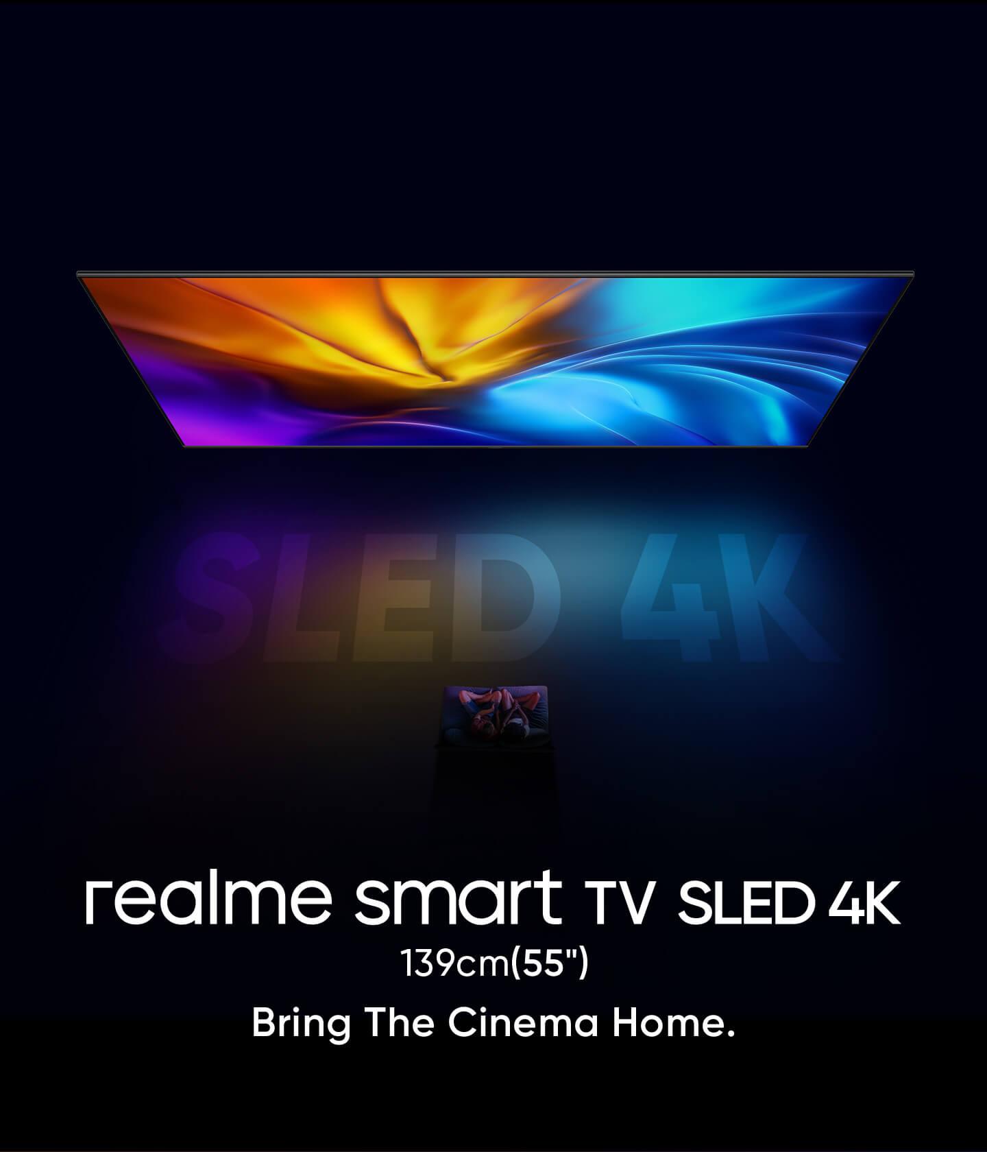 Realme Smart SLED TV