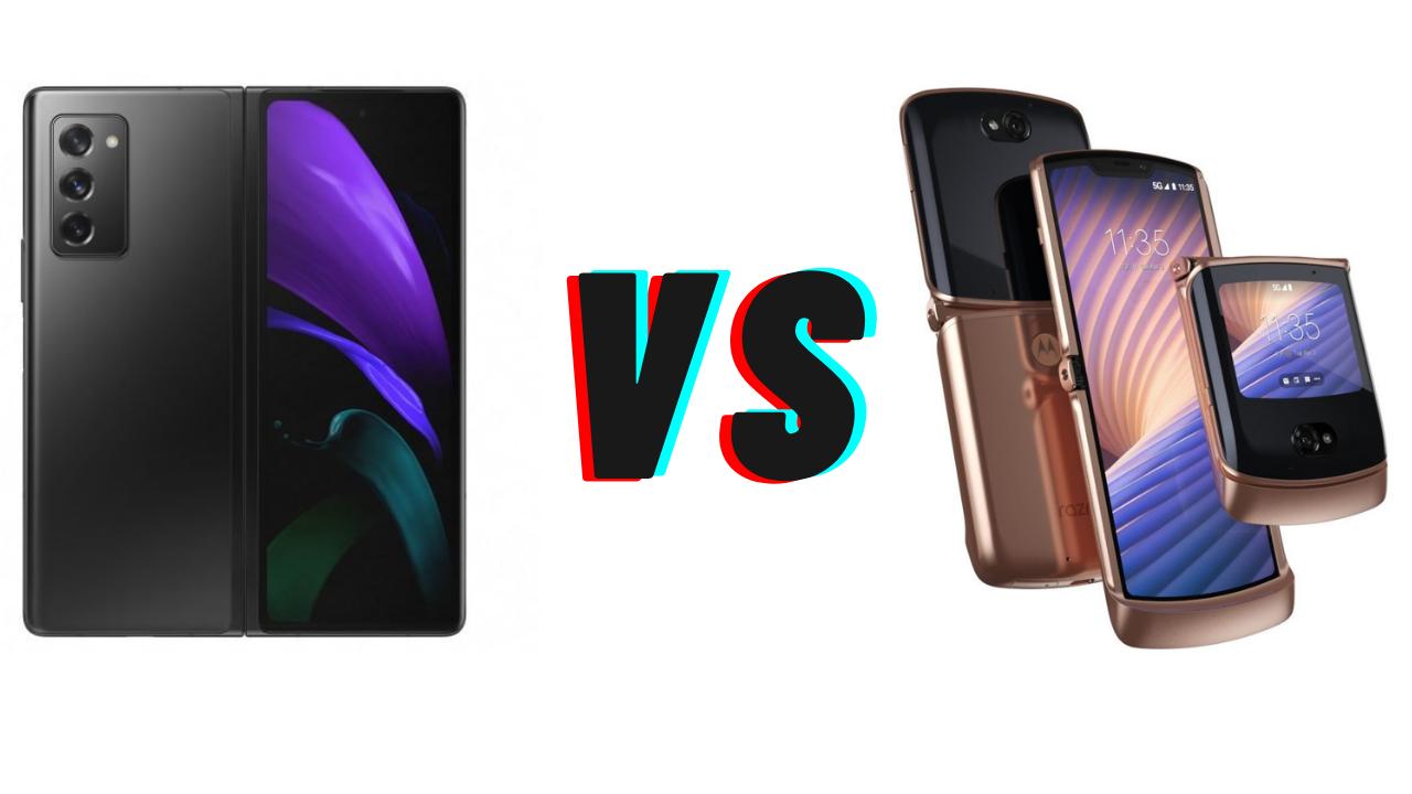 Samsung Galaxy Z Fold2 Vs Motorola Razr 5G