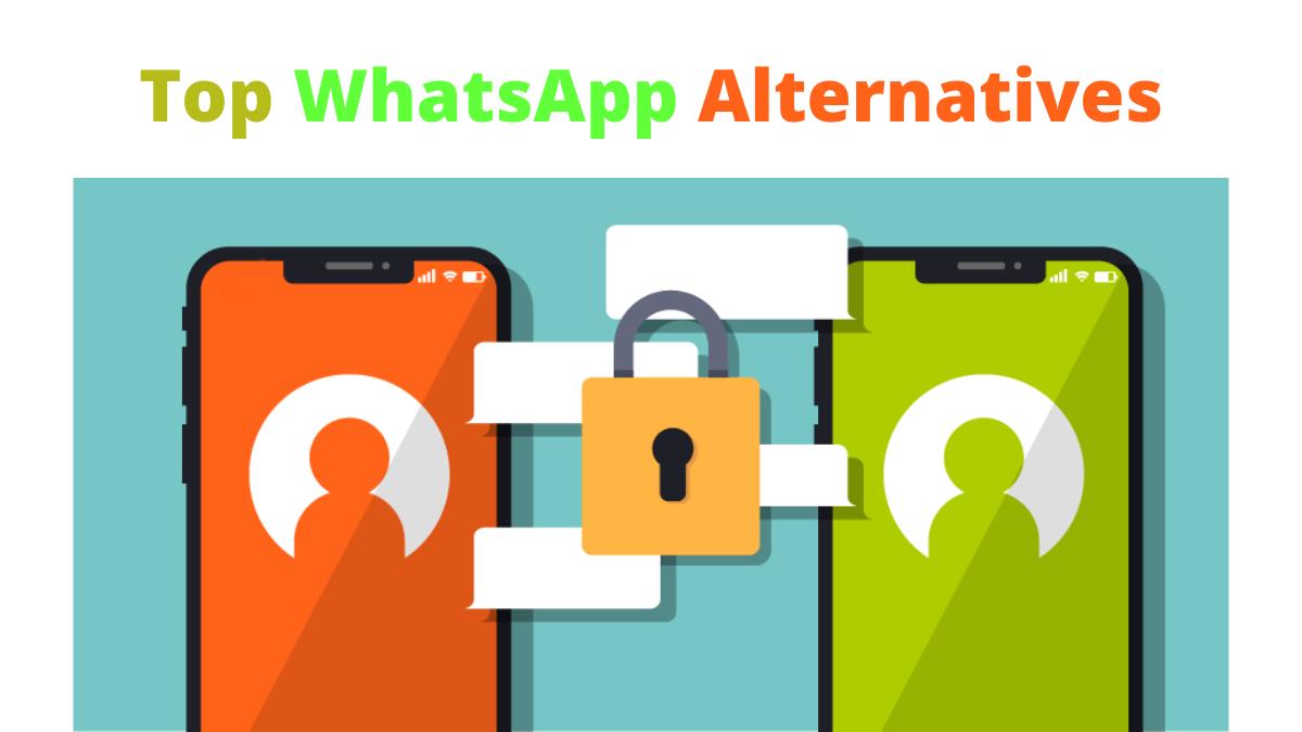 Top WhatsApp Alternatives