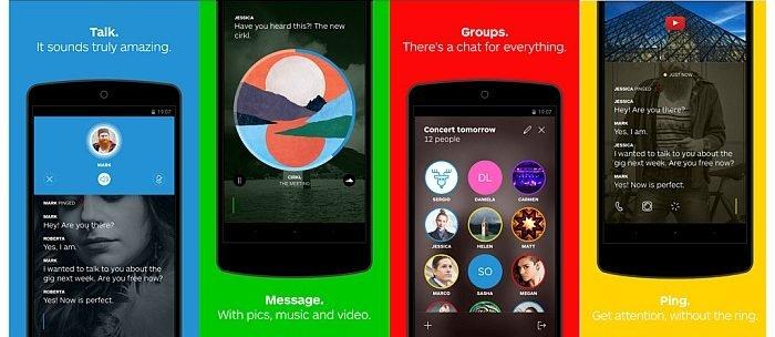 Wire App UI
