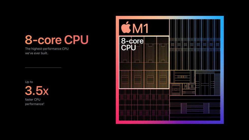 Apple M1 8 Core