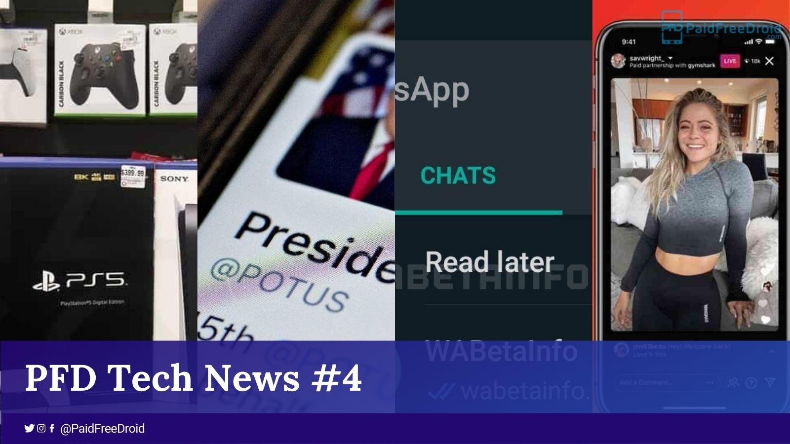 PFD Tech News 4