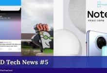 PFD Tech News 5