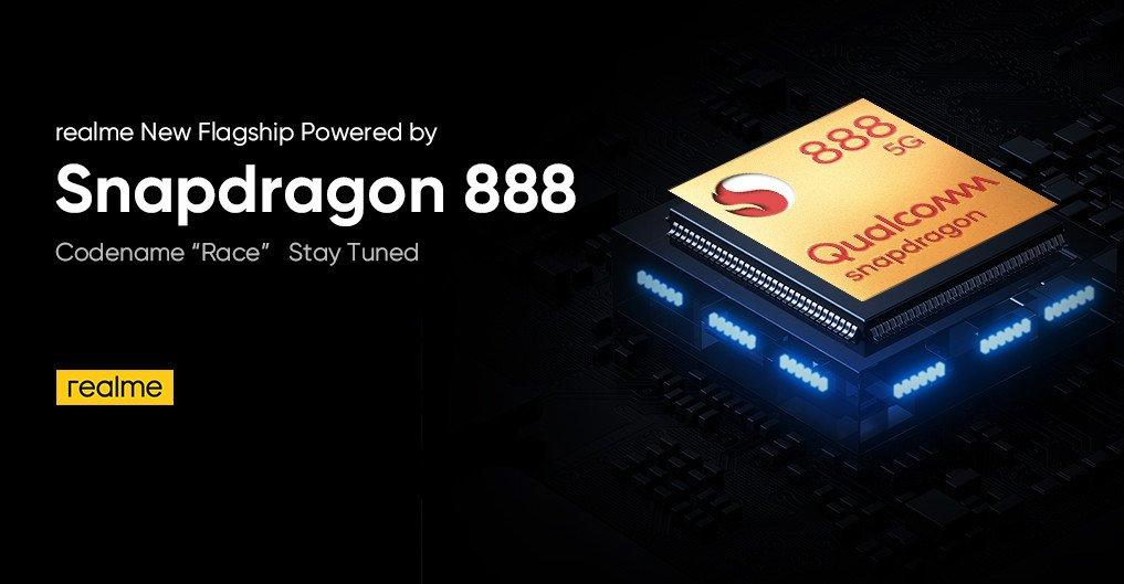 Qualcomm Snapdragon 888 5G Realme