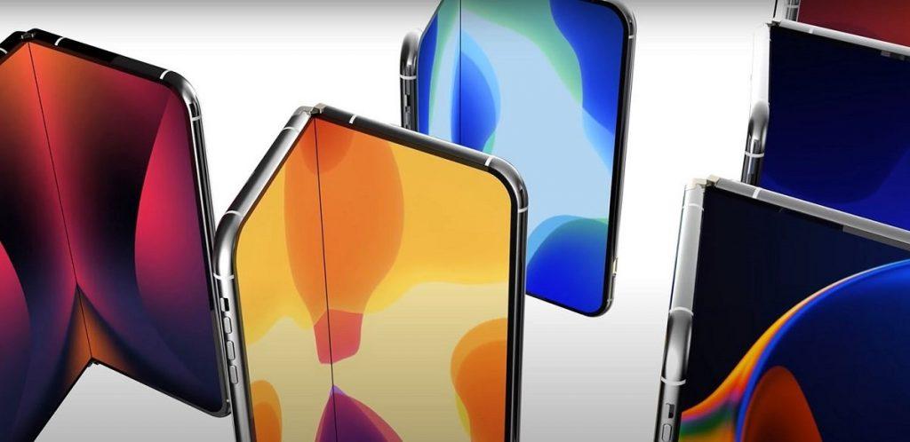 Apple Foldable iPhone Prototypes