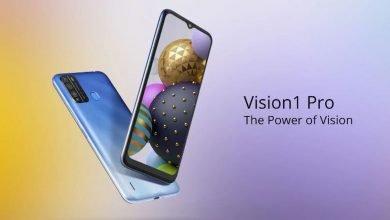 Itel Vision 1 Pro