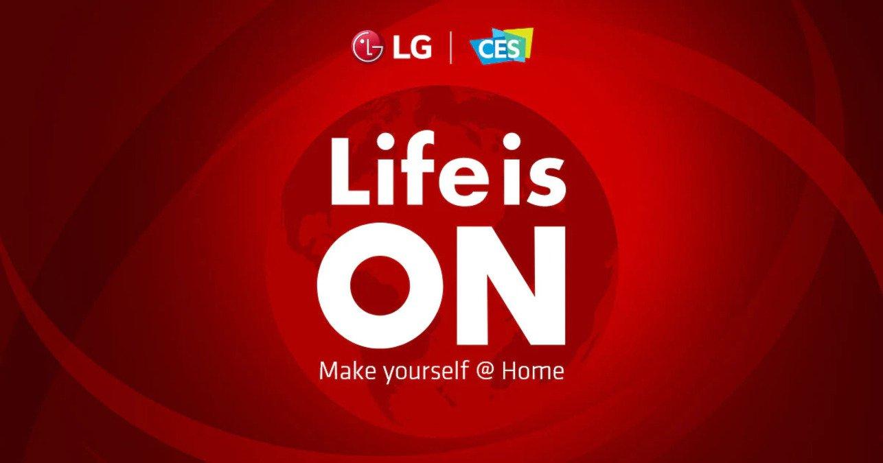 LG CES 2021