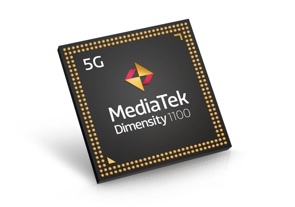 MediaTek Dimensity 1100 Chipset