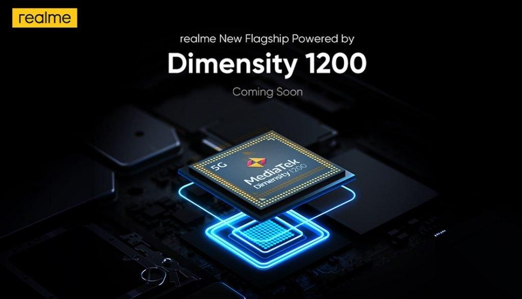 Realme MediaTek Dimensity 1200 Chipset