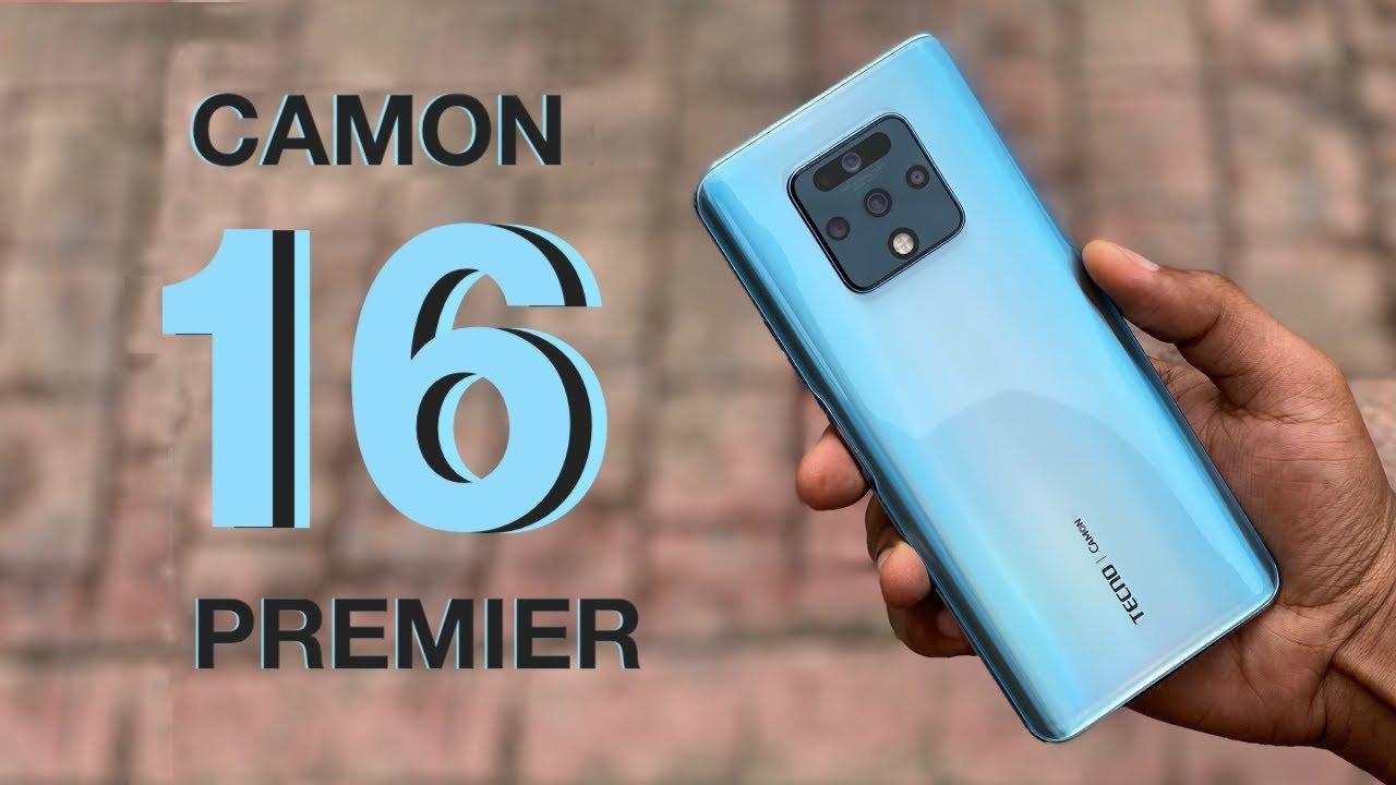 Tecno Camon 16 Premier