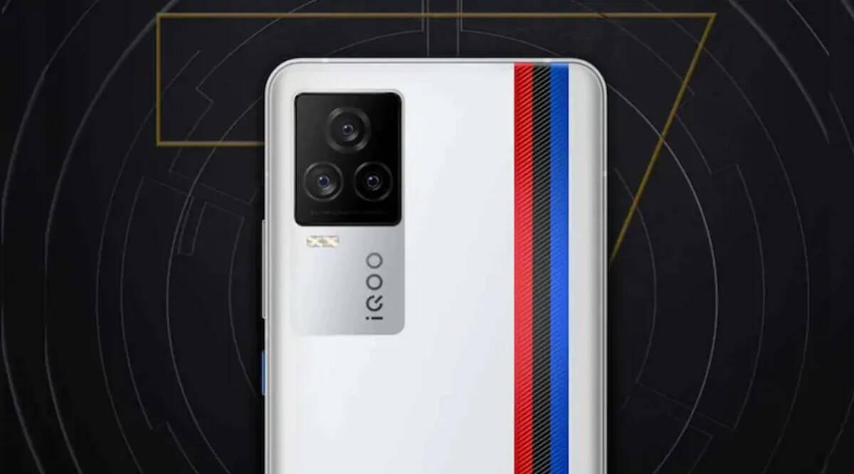 iQoo 7 Camera