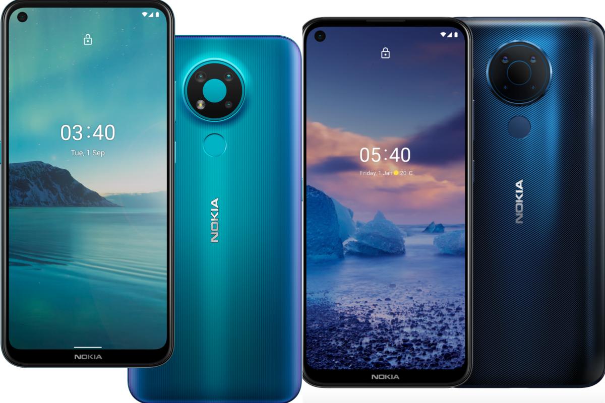 Nokia 5.4, Nokia 3.4