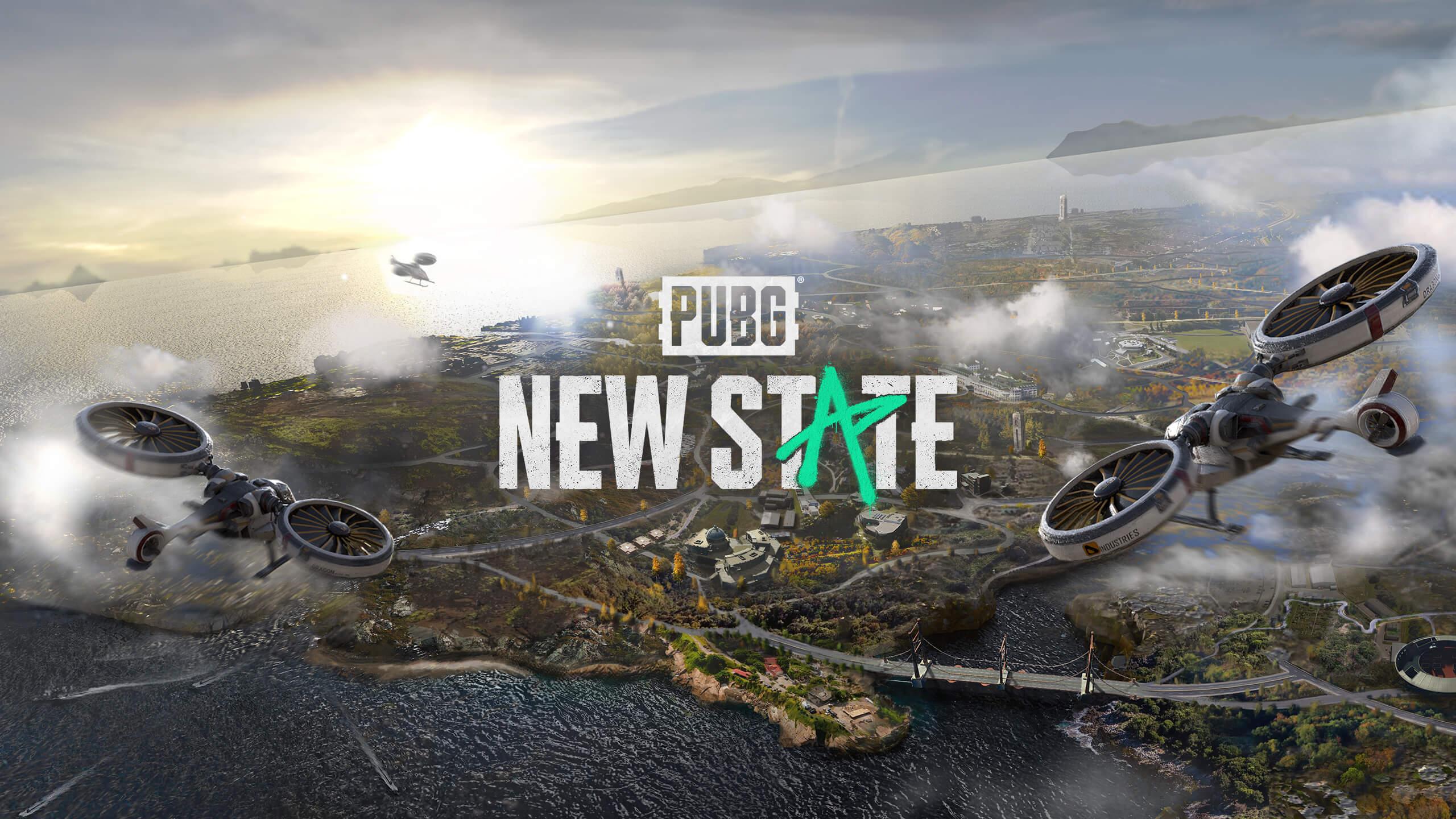 PUBG Mobile New State Announced