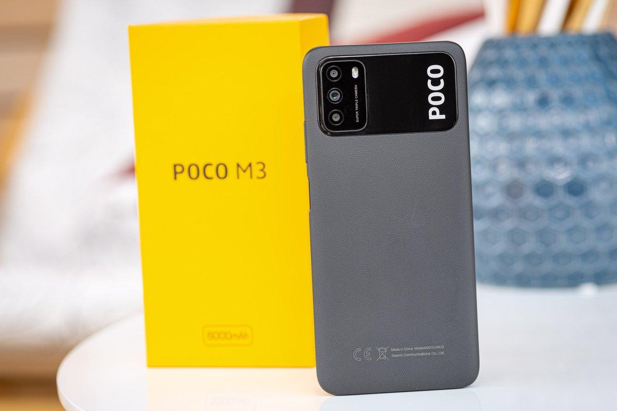 Poco M3 India