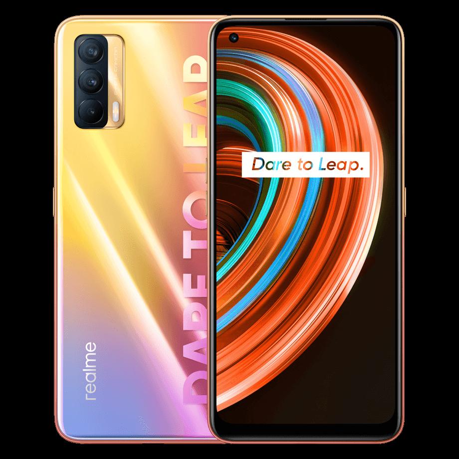 Realme X7 5G Nebula Colour