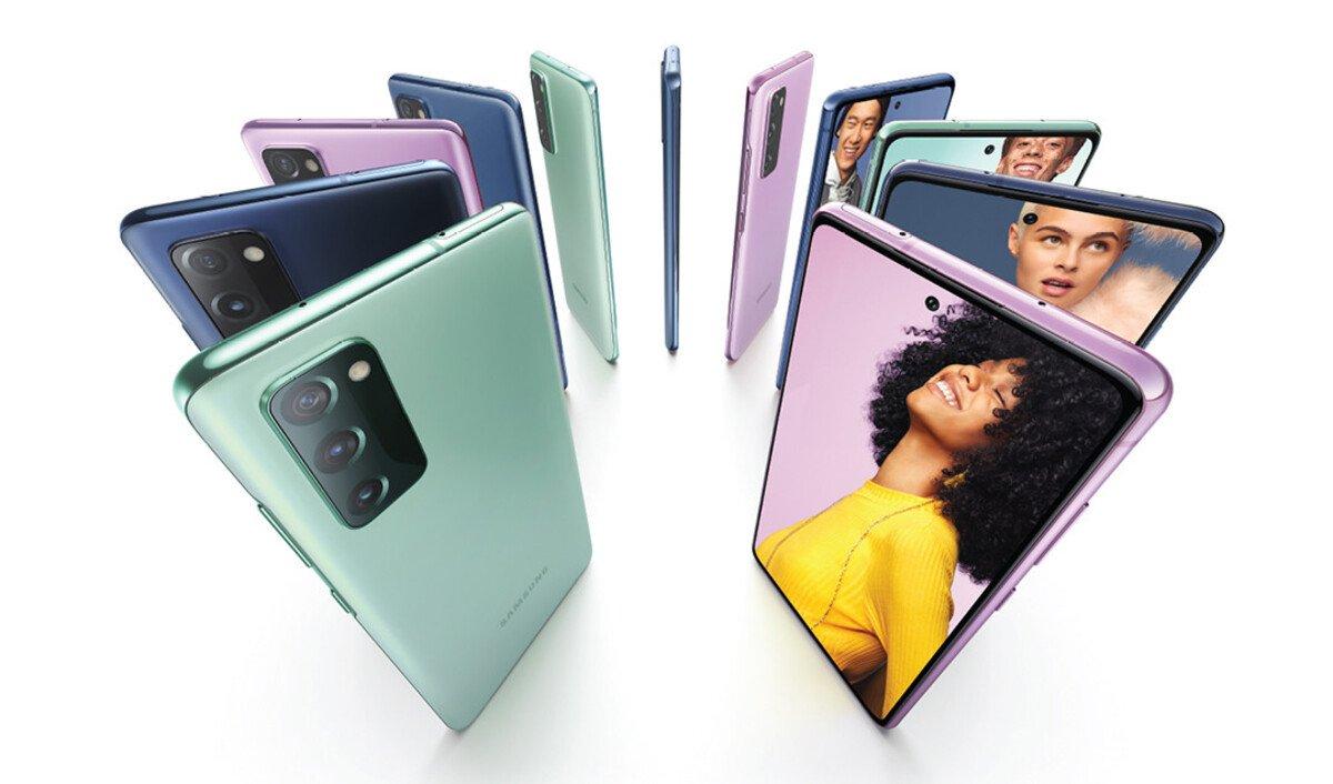 Galaxy S20 FE 5G India Snapdragon