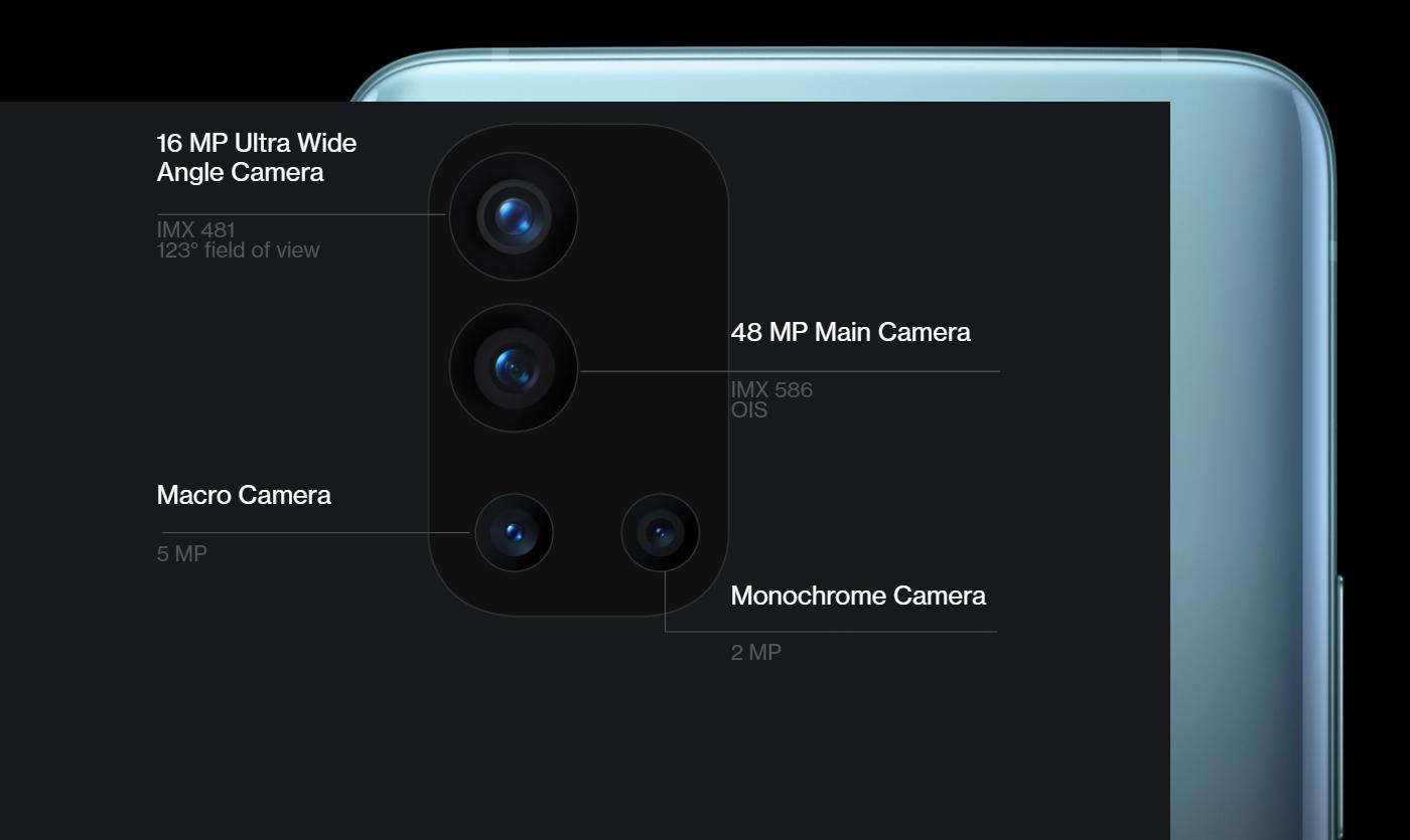 OnePlus 9R Camera