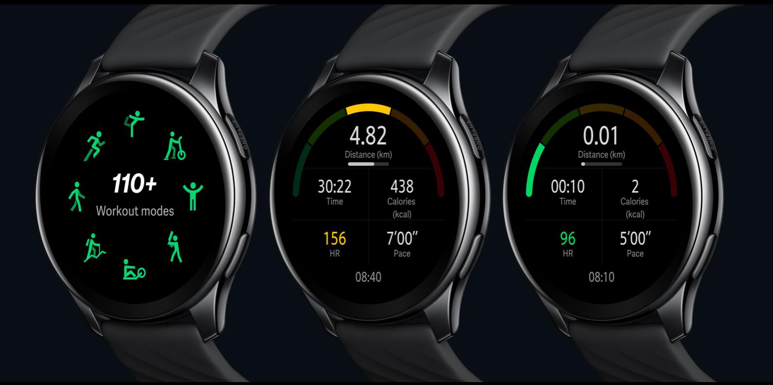 OnePlus Watch Fitness