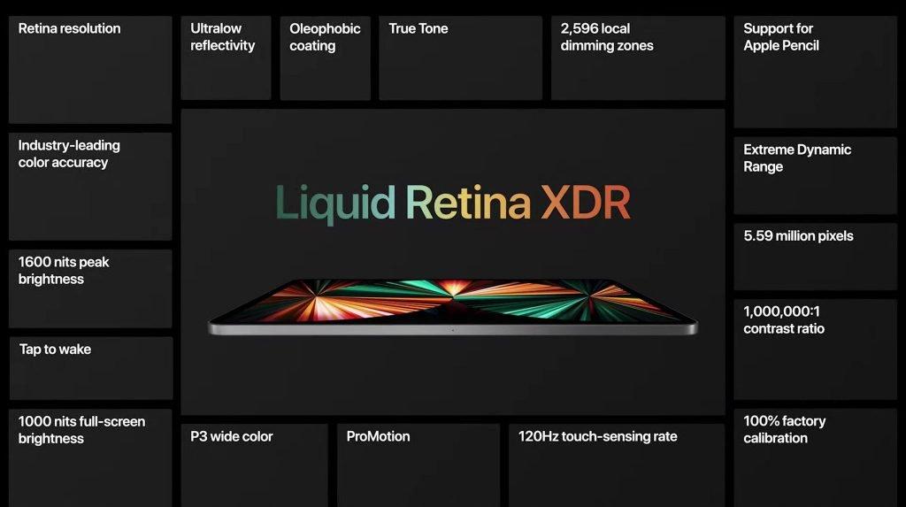Apple iPad Pro Liquid Retina XDR