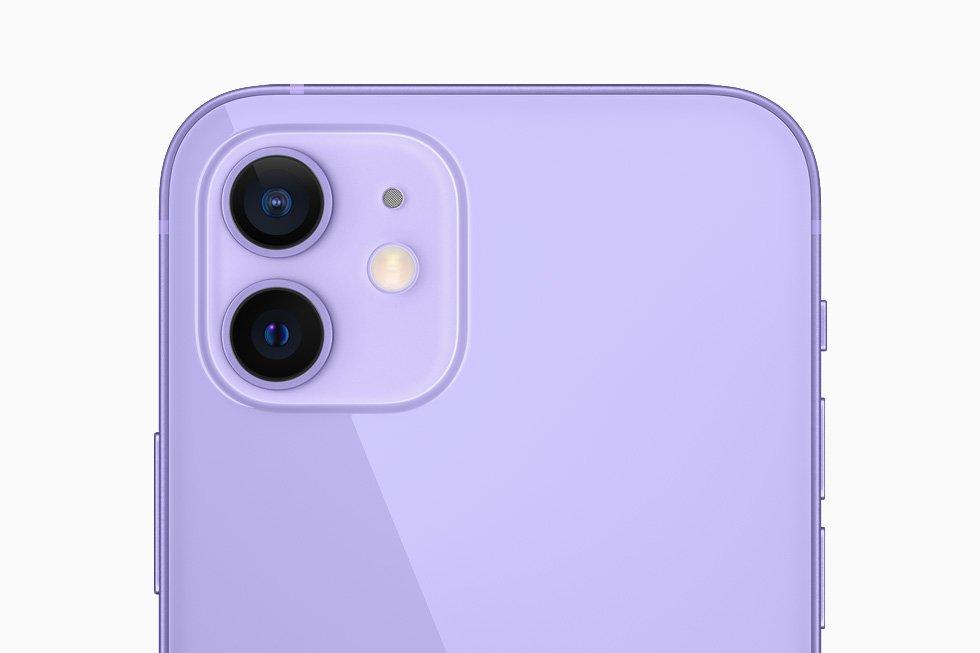 Apple iPhone 12 - iPhone 12 mini Purple Camera