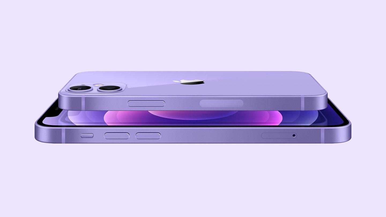 Apple iPhone 12 - iPhone 12 mini Purple Colour Variant