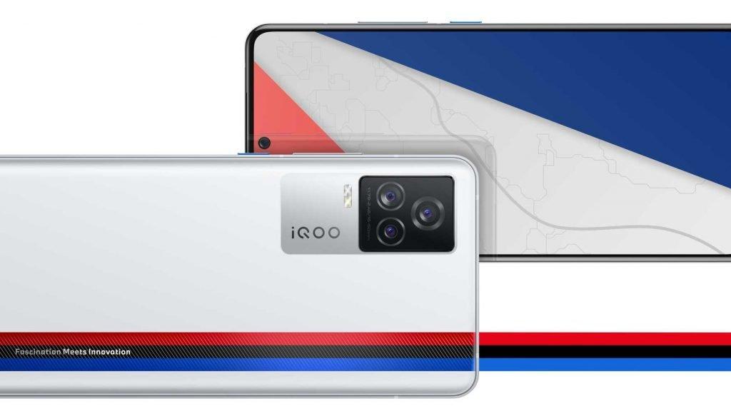 IQOO 7 Legend 5G India