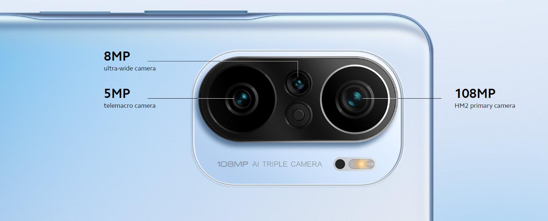 Mi 11X Pro Camera