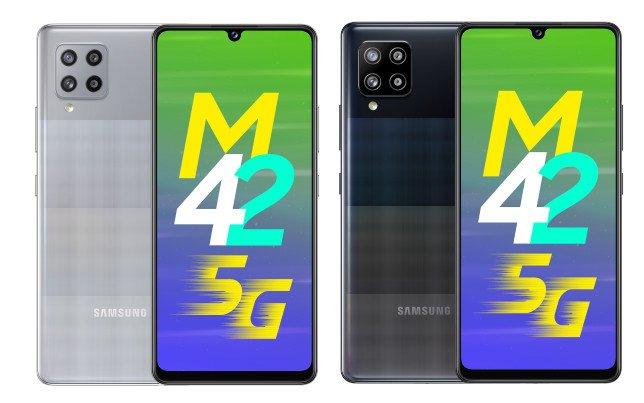 Samsung Galaxy M42 5G-1
