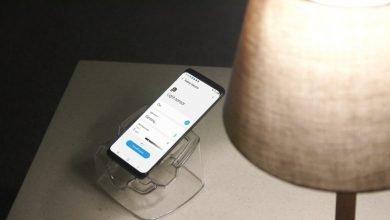 Samsung Galaxy Phones Home Sensor