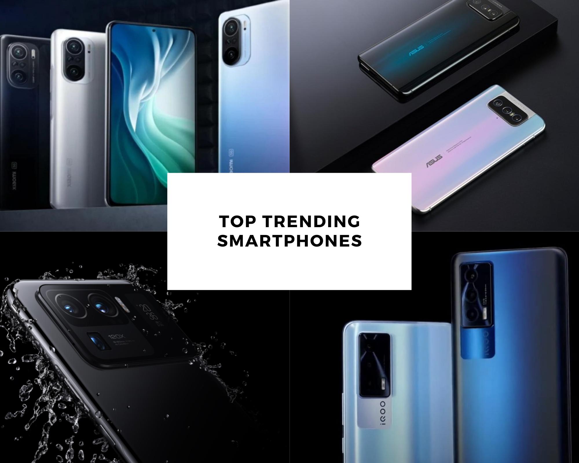 Trending Smartphones